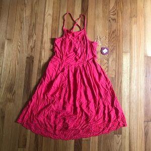 NWT SO Bright Summer Dress
